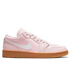 Air Jordan 1 Low Arctic Pink Gum UK 7