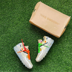 Off-White x Air Max 90 The Ten UK 9