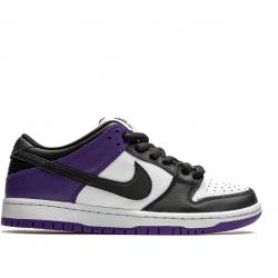 Nike Dunk Low Court Purple UK 8
